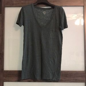 J.Crew Linen T-shirt